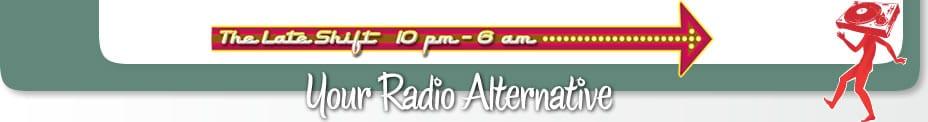Your Radio Alternative