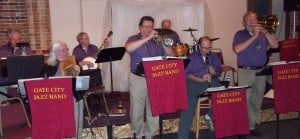 Live Dixieland Jazz: Gate City Jazz Band @ Jefferson Pub & Grill  | Winona | Minnesota | United States