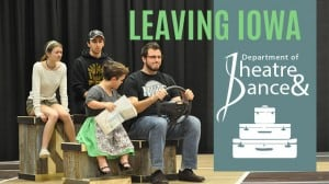 WSU Theatre Presents Leaving Iowa @ PAC - Winona State University | Winona | Minnesota | United States