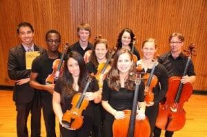SMU Music: Chamber Orchestra  @ Saint Mary's Performance Center  | Winona | Minnesota | United States