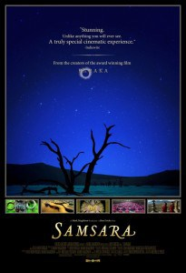 Film Screening: Samsara @ Somsen Hall Auditorium | Winona | Minnesota | United States