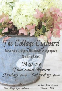 Spring 2015 Cottage Cupboard @ Winona | Minnesota | United States