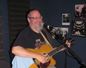 Steven Schmidt @ Acoustic Café   Winona   Minnesota   United States