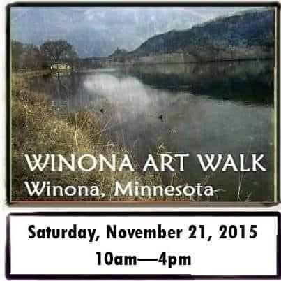 Winona Art Walk @ various locations