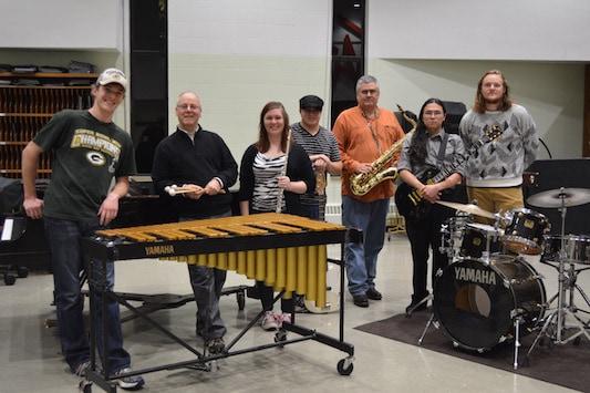 WSU Jazz Combos @ WSU Krzysko Commons (SMAUG stage) | Winona | Minnesota | United States