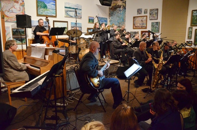 John Paulson Big Band @ Wellington's Pub and Grill | Winona | Minnesota | United States