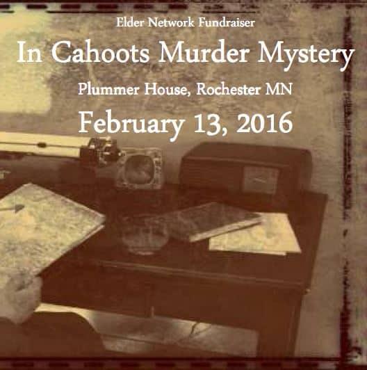 WinterFest Murder Mystery @ Plummer House | Rochester | Minnesota | United States