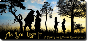 GRSF Presents: As You Like It (Opening Night) @ Fusillo Mainstage Theatre - WSU Campus | Winona | Minnesota | United States