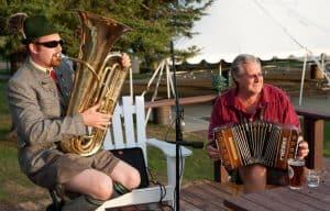 Polka & Schnitzel MAtinee w/Karl Hartwich @ Trempealeau Hotel | Trempealeau | Wisconsin | United States