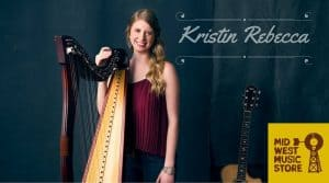 Kristin Rebecca @ Mid West Music Store  | Winona | Minnesota | United States