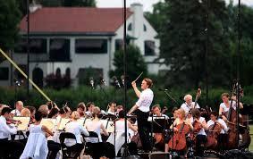 MN Beethoven Festival Presents: Minnesota Orchestra (Free) @ Lake Park Bandshell  | Winona | Minnesota | United States