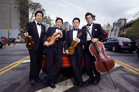 MN Beethoven Festival Presents: Shanghai Quartet @ Page Theatre - SMU Campus  | Winona | Minnesota | United States