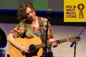 Rachael Kilgour @ Mid West Music Store  | Winona | Minnesota | United States