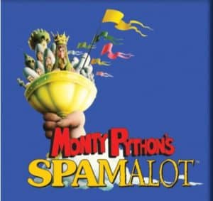 Monty Python's Spamalot @ WSU Performing Arts Center  | Winona | Minnesota | United States