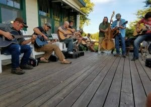 Open Jam: Organic Music Cooperative @ Trempealeau Hotel | Trempealeau | Wisconsin | United States