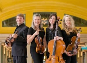 The Artaria String Quartet @ Winona Public Library  | Winona | Minnesota | United States