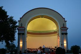 The Winona Municipal Band @ The Historic Winona Bandshell | Winona | Minnesota | United States