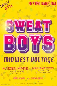 Sweat Boy & Midwest Voltage @ Ed's (no Name) Bar | Winona | Minnesota | United States