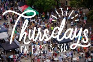 Thursdays on First & 3rd @ Downtown Rochester | Rochester | Minnesota | United States