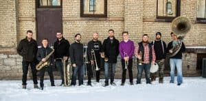 GRSF Free Concert on the Green: The McNasty Brass Band @ WSU Courtyard  | Winona | Minnesota | United States