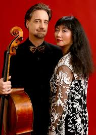 Minnesota Beethoven Festival: David Finckel (Cello) & Wu Han (Piano) @ Page Theatre - SMU Campus | Winona | Minnesota | United States