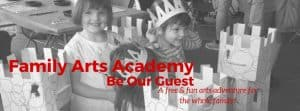 Free Family Arts Academy Workshop @ Minnesota Conservatory for the Arts | Winona | Minnesota | United States