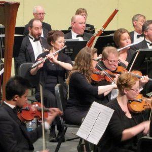 Winona Symphony Orchestra 110th Anniversary Concert @ Johnson Auditorium - Somsen Hall - WSU Campus | Winona | Minnesota | United States