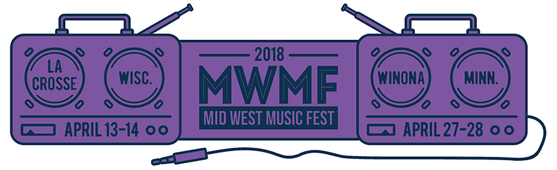 9th Annual Mid West Music Fest @ 9 Venues Throughout Winona