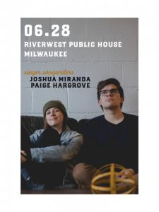Paige Hargrove & Joshua Miranda @ Acoustic Café | Winona | Minnesota | United States