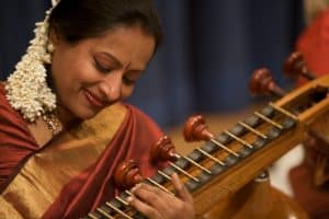 Nirmala Rajasekar  - Music of South India @ WSU PAC - Recital Hall | Winona | Minnesota | United States