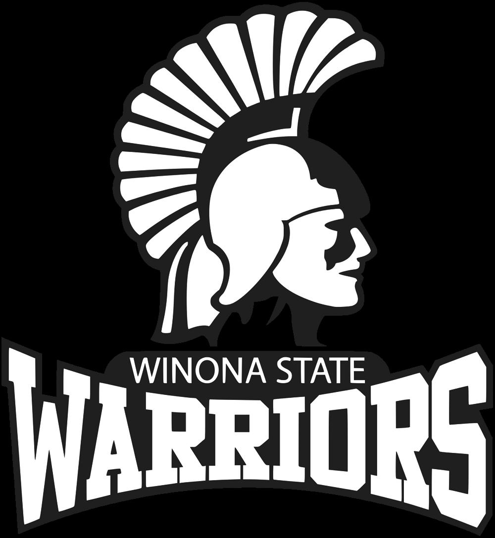 wsu-warriors-bw-logo